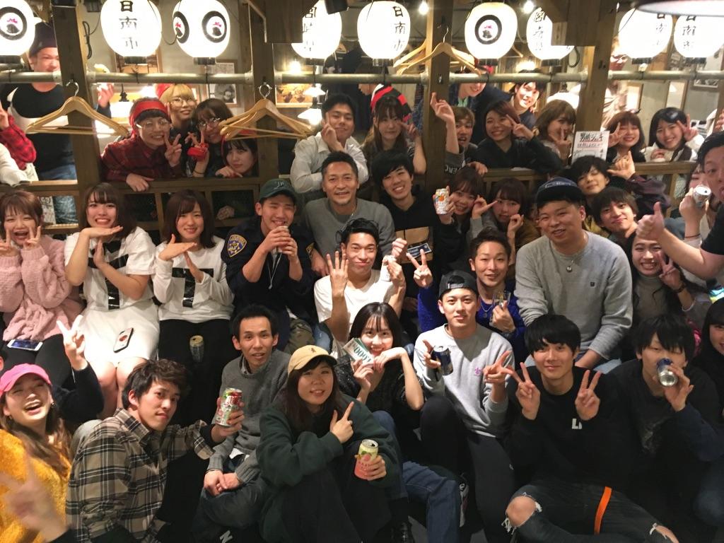 12月1日【年末決起会】開催しました!